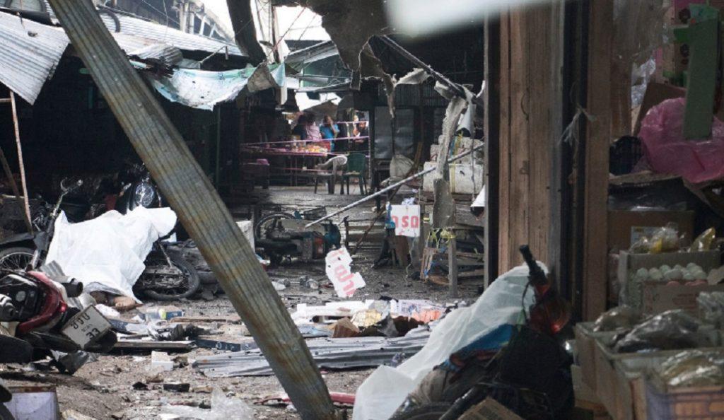 Ταϊλάνδη: Βόμβα σε αγορά, τρεις νεκροί | Pagenews.gr
