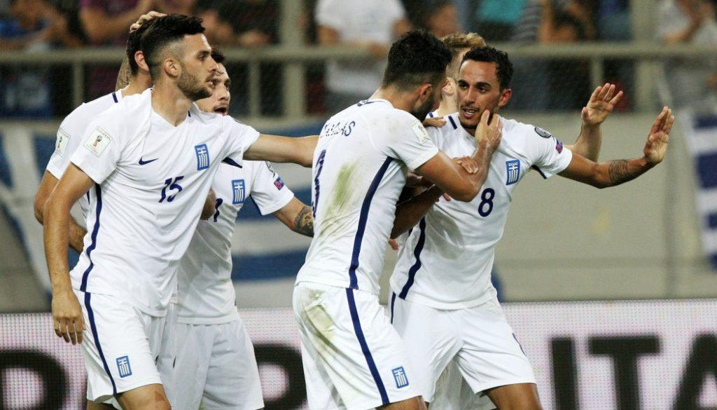 Στο Epsilon ως το 2020 οι αγώνες της Εθνικής Ελλάδας ποδοσφαίρου | Pagenews.gr