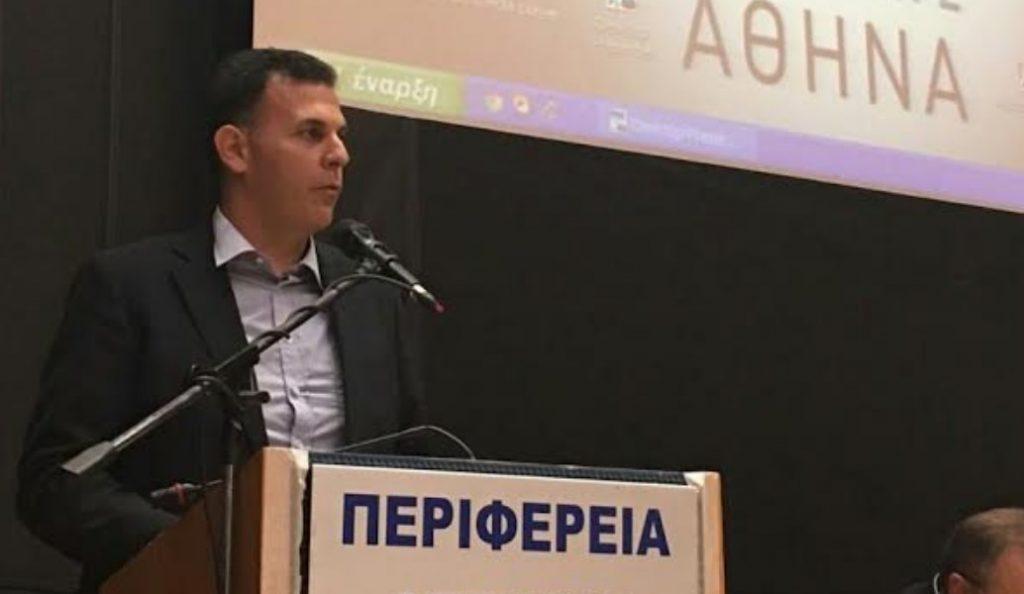 Γιώργος Καραμέρος: Η Περιφέρεια Αττικής σταθερά αντίθετη στην τοποθέτηση διοδίων σε Βαρυμπόμπη και Άγιο Στέφανο | Pagenews.gr