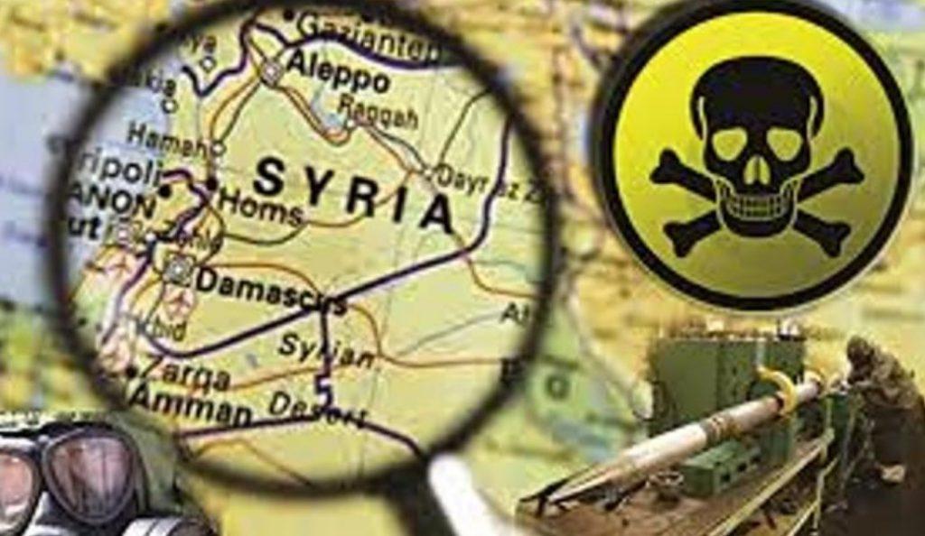 ΗΠΑ: «Φόβοι» για χρήση του αερίου σαρίν στη Συρία | Pagenews.gr