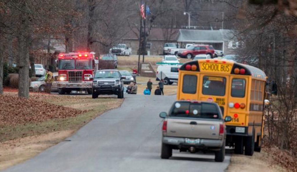 ΗΠΑ: Δύο νεκροί και 17 τραυματίες από πυρά 15χρονου σε σχολείο στο Κεντάκι   Pagenews.gr
