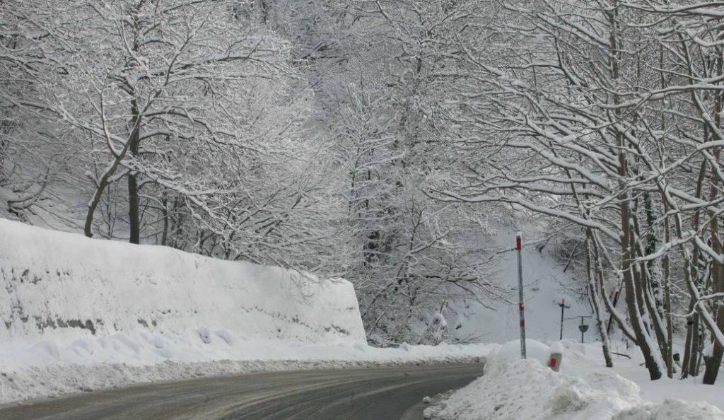 Στα λευκά το Πήλιο –  Κλειστά σχολεία στα ορεινά (pics) | Pagenews.gr