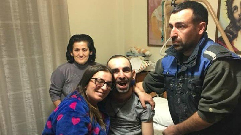 Άρης: Επέστρεψε σπίτι του ο Γιώργος! | Pagenews.gr