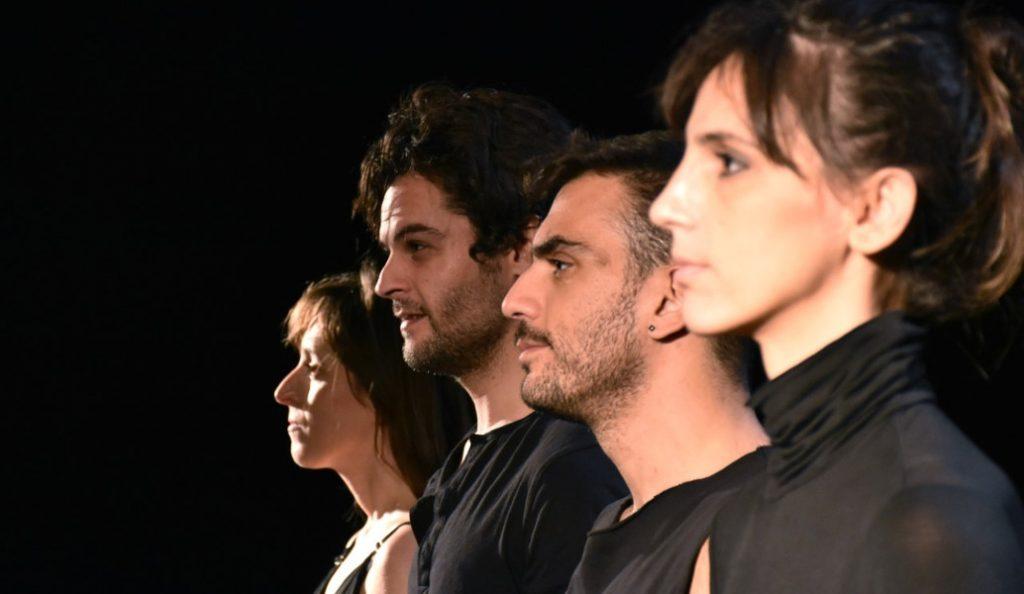 Splinters: 7 μονόπρακτα της Νίνας Ράπη | Pagenews.gr