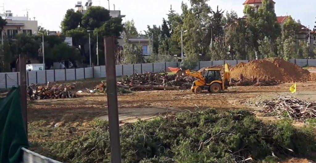 ΑΕΚ: Συνεχίζονται οι… προεργασίες στο γήπεδο (vid)   Pagenews.gr