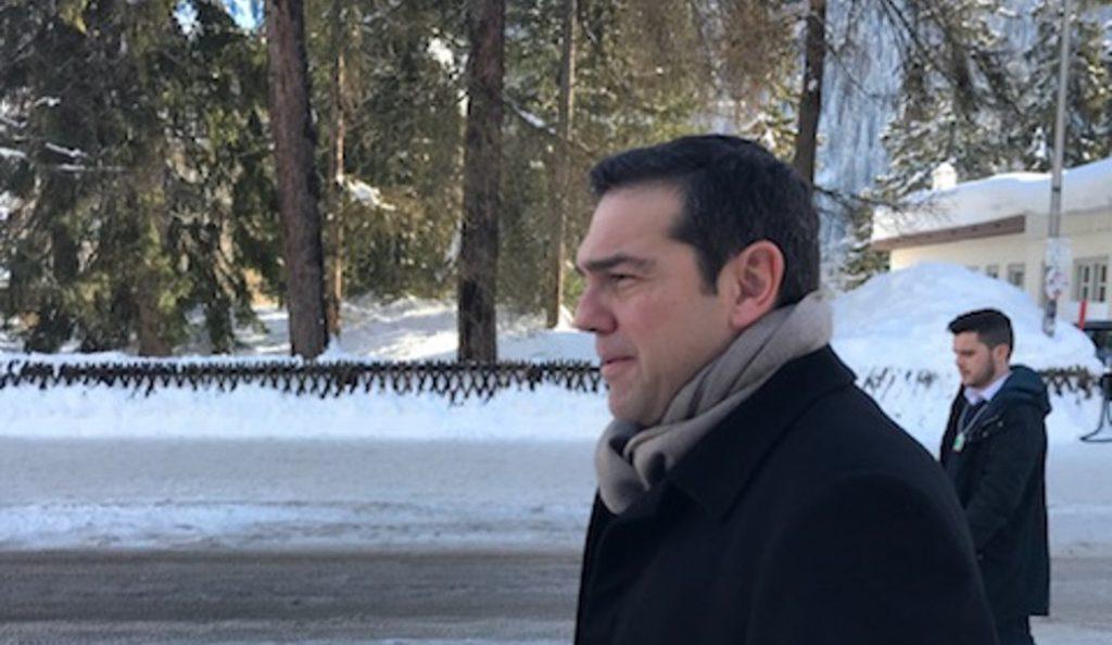 Νταβός: Τι συζήτησε ο Τσίπρας στις συναντήσεις με Ντβορκόβιτς και Ράμα | Pagenews.gr