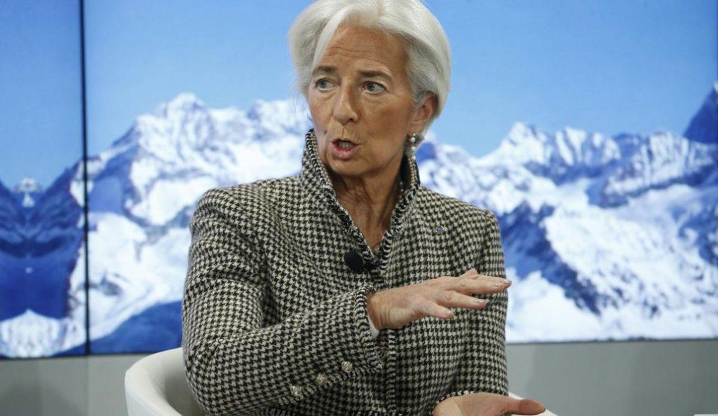 Κριστίν Λαγκάρντ: Οι συντάξεις στην Ελλάδα ήταν πολύ υψηλές, έπρεπε να τις ρυθμίσουν   Pagenews.gr