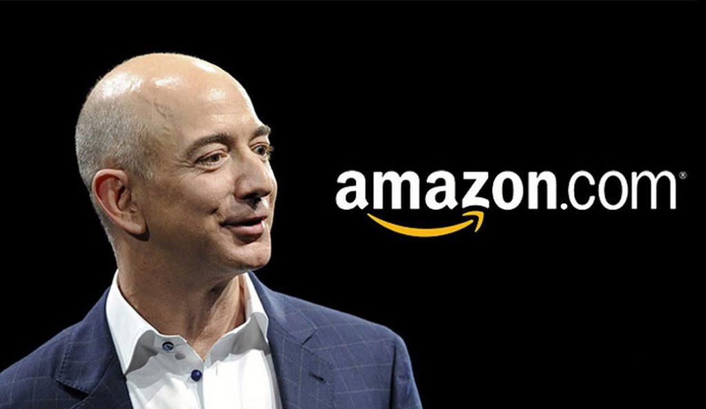 Jeff Bezos: Διαστάσεις ρεκόρ στην περιουσία του μετά τα σούπερ μάρκετ χωρίς ταμεία της Amazon   Pagenews.gr