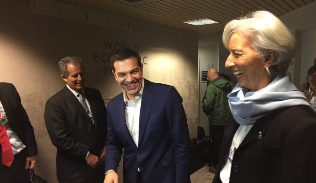 Κριστίν Λαγκάρντ από το Νταβός: Αναγκαία η ελάφρυνση του ελληνικού χρέους | Pagenews.gr