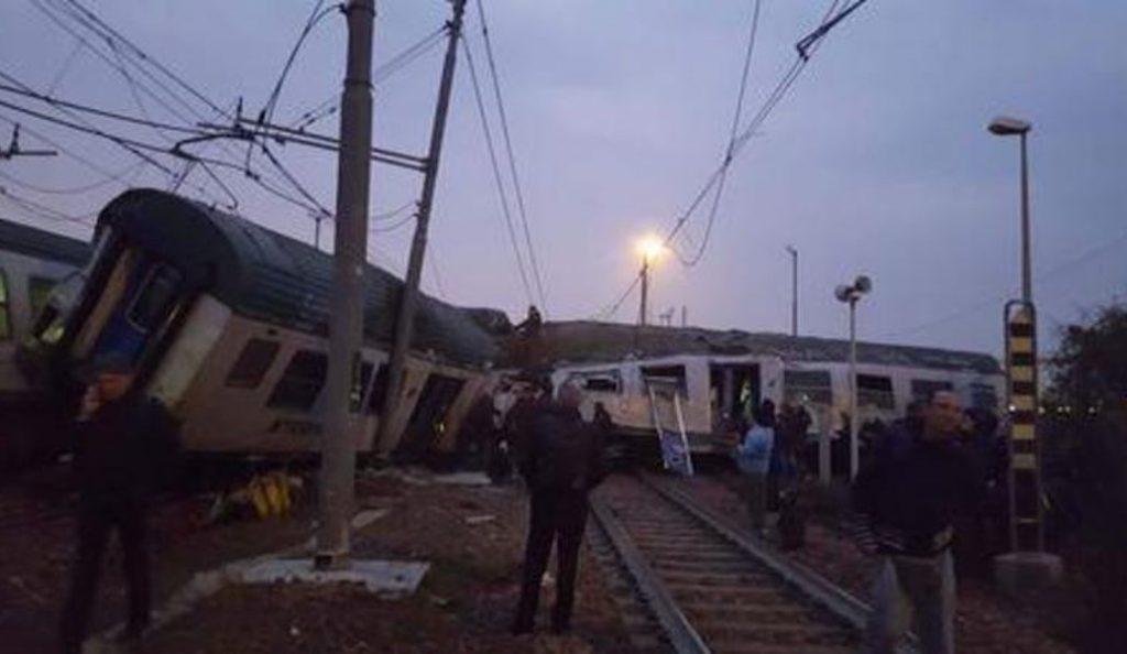 Ιταλία: Πρόβλημα στις ράγες η αιτία του σιδηροδρομικού δυστυχήματος έξω από το Μιλάνο | Pagenews.gr