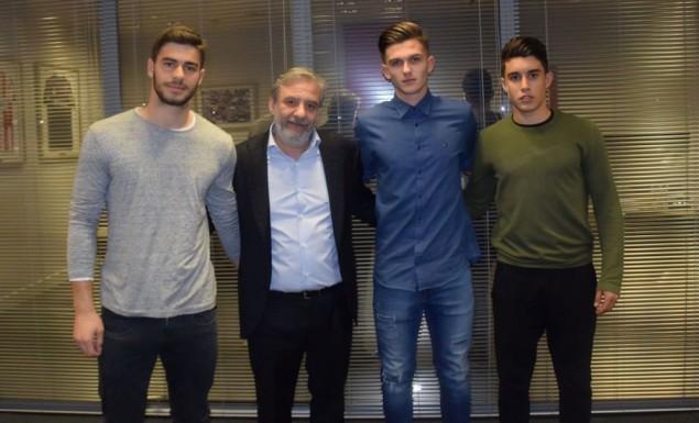 Ολυμπιακός: Έγινε επαγγελματίας ο υιός Νικοπολίδης! | Pagenews.gr