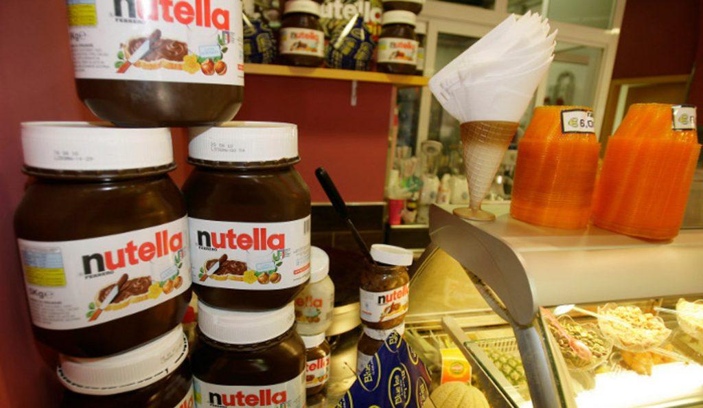 Γαλλία: Ο πόλεμος της Nutella (vids) | Pagenews.gr