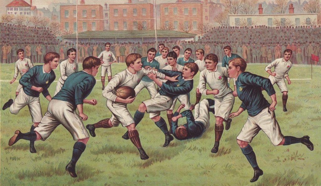 Ράγκμπι: Μία πόλη, ένα σχολείο, ένα άθλημα – Η ιστορία του αθλήματος | Pagenews.gr