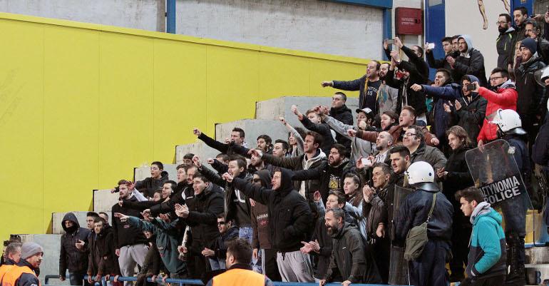 »Aπαγορεύεται η είσοδος στους οπαδούς του ΠΑΟΚ» | Pagenews.gr