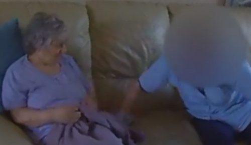 Αποκλειστική νοσοκόμα χτυπάει ηλικιωμένη και της λέει ότι βρωμάει (vid) | Pagenews.gr