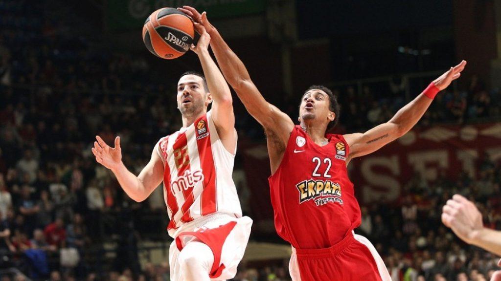 Ερυθρός Αστέρας – Ολυμπιακός 89-78: »Μπλακ άουτ» και στο Βελιγράδι | Pagenews.gr