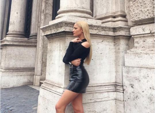 Η Ιωάννα Τούνη πιο «καυτή» από ποτέ | Pagenews.gr