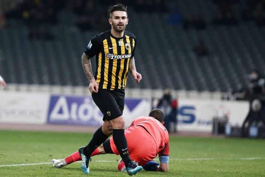 ΑΕΚ – Λαμία 2-0: Λάζαρος και Λιβάγια την πήραν απ' το χέρι | Pagenews.gr