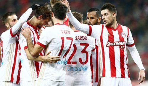 Οι παίκτες με τη μεγαλύτερη ευστοχία στον Ολυμπιακό | Pagenews.gr