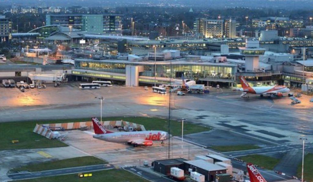 Βρετανία: Η αστυνομία εκκένωσε terminal στο αεροδρόμιο του Μάντσεστερ   Pagenews.gr