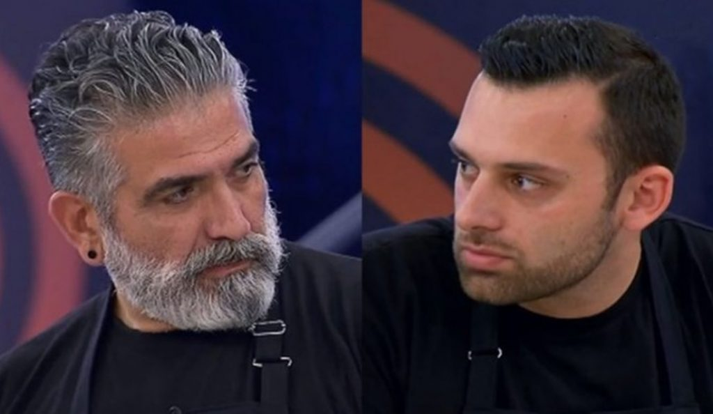 Master Chef 2: Η ατάκα του Συμεωνίδη για τον Βάχο που προκάλεσε αντιδράσεις (vid) | Pagenews.gr
