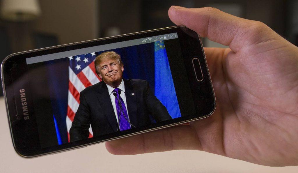 Ντόναλντ Τραμπ: Καμιά φορά χρησιμοποιώ το Twitter από το κρεβάτι (vid)   Pagenews.gr