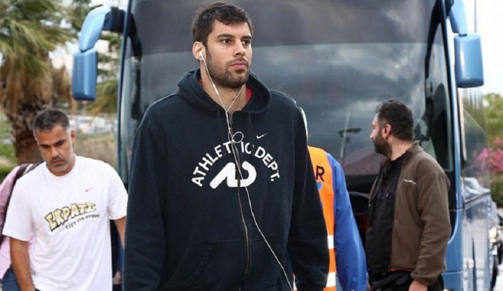 Έφτασε ΟΑΚΑ ο Ολυμπιακός | Pagenews.gr