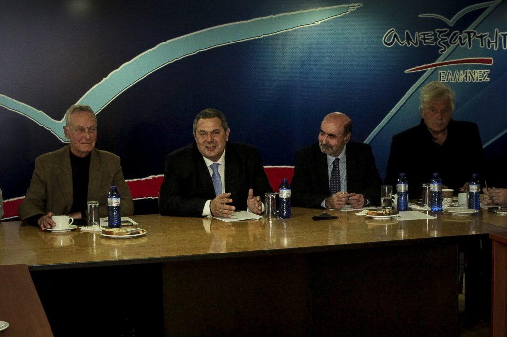 ΑΝΕΛ: Καταδικάζουν την επίθεση στο σπίτι του Μίκη Θεοδωράκη | Pagenews.gr