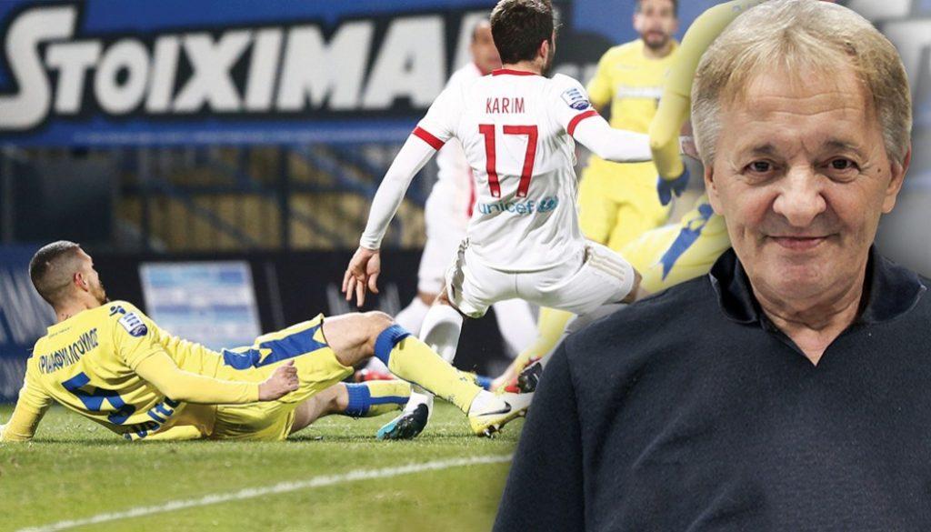 Το σχόλιο του Γεωργίου για το ματς της Τρίπολης (vid) | Pagenews.gr
