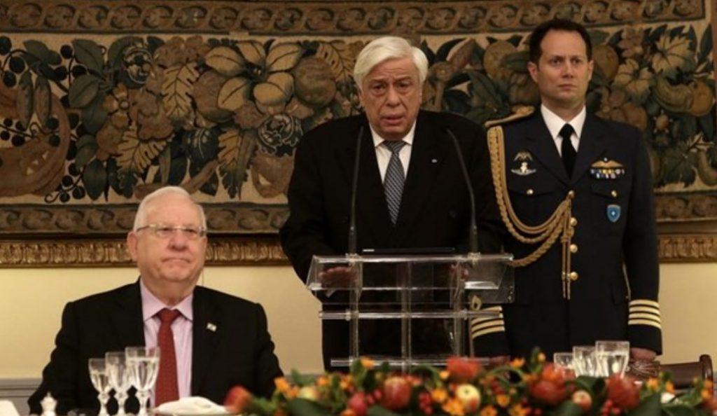 Προκόπης Παυλόπουλος: Τα υπολείμματα του ναζισμού θα πάρουν την απάντηση που τους αρμόζει | Pagenews.gr