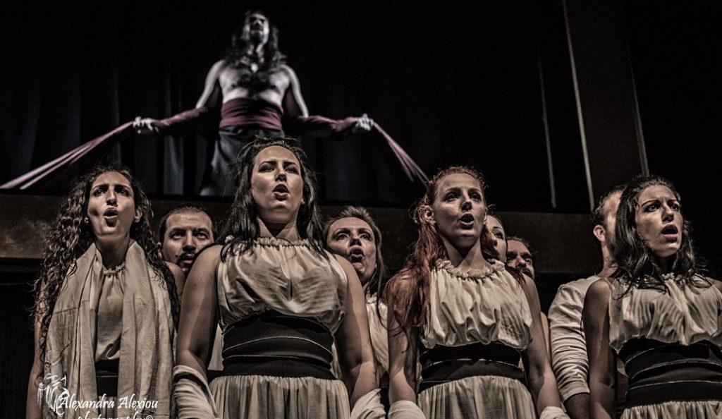 «Προμηθέας» – Εφτά αρχές στο να είναι κανείς ανίκητος, στο Θέατρο της Ημέρας (vid) | Pagenews.gr