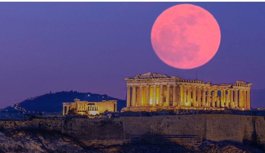 Υπέρ – Σελήνη, ολική έκλειψη και «ματωμένο» φεγγάρι σήμερα   Pagenews.gr