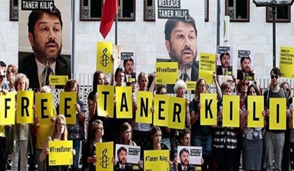 Τουρκία: Παραμένει στην φυλακή ο επικεφαλής της Διεθνούς Αμνηστίας | Pagenews.gr