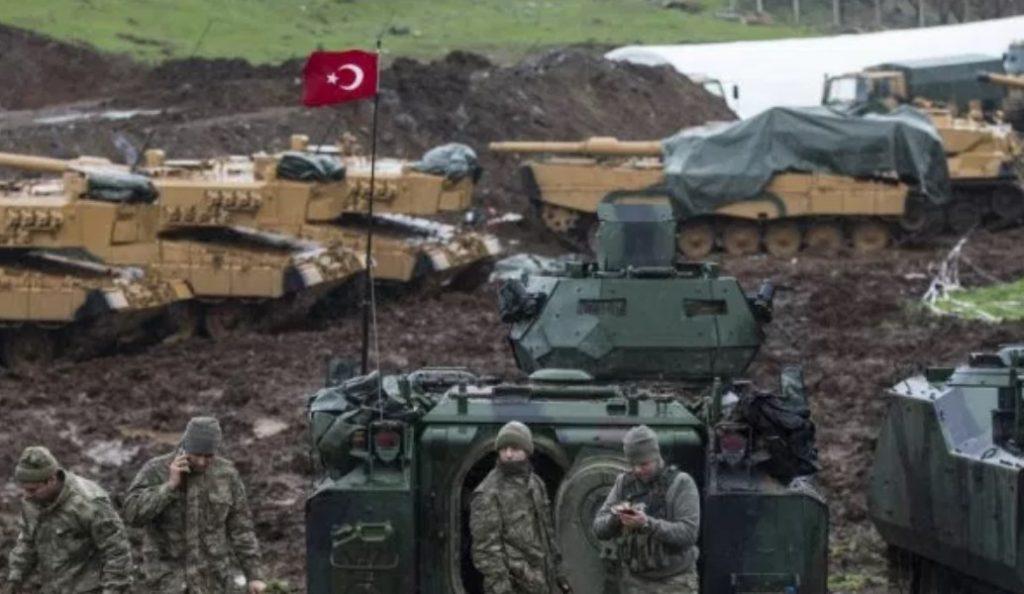 Η Τουρκία σφυροκοπά και πάλι το Αφρίν | Pagenews.gr