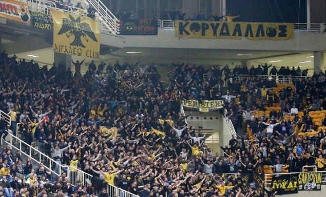 Μεγάλη ζήτηση από τον κόσμο της ΑΕΚ για τη ρεβάνς με τον Ολυμπιακό   Pagenews.gr