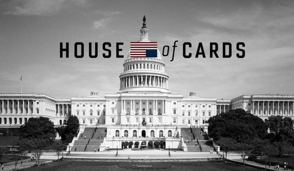 Το Netflix συνεχίζει την παραγωγή του House of Cards | Pagenews.gr