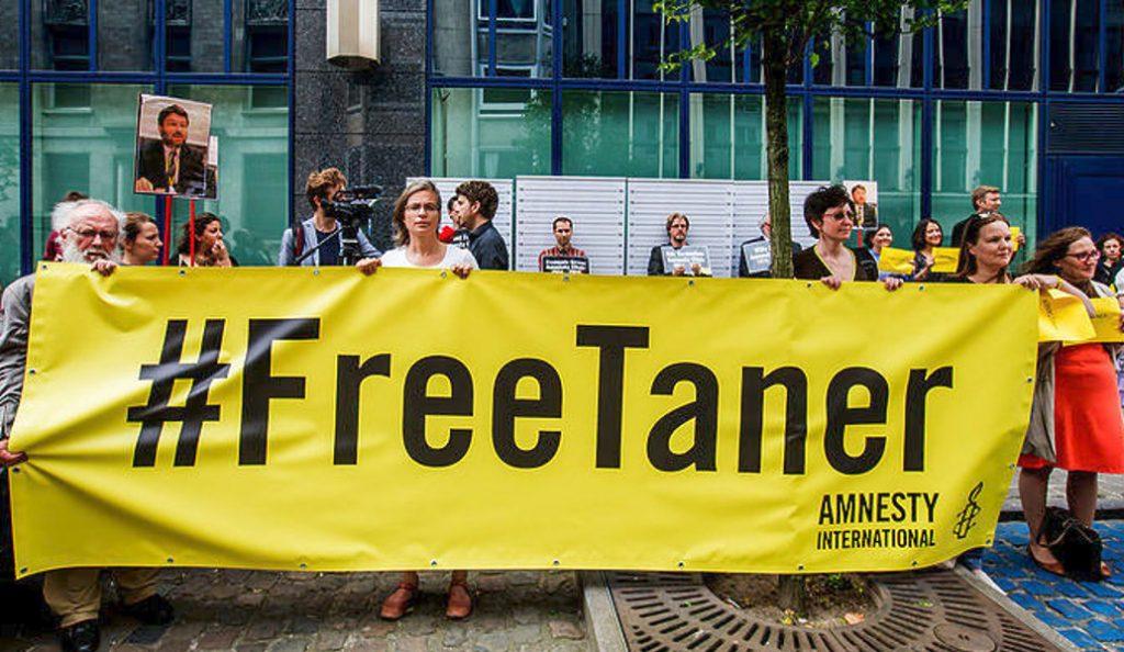 Τουρκία: Υπό κράτηση ξανά ο πρόεδρος της Διεθνούς Αμνηστίας | Pagenews.gr