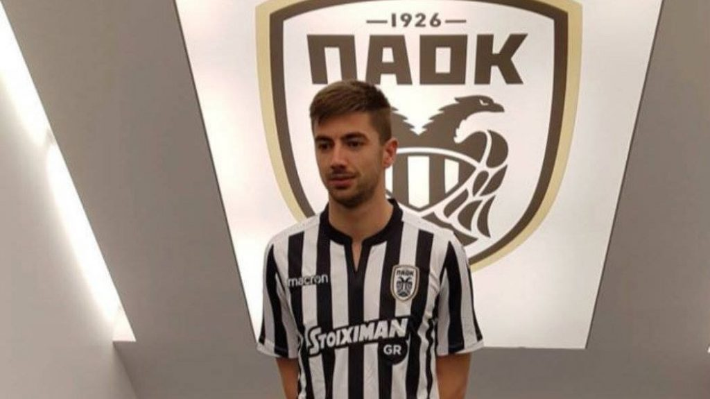 Μιχόγεβιτς: »Μεγάλη ομάδα με εξαιρετικούς οπαδούς ο ΠΑΟΚ» | Pagenews.gr