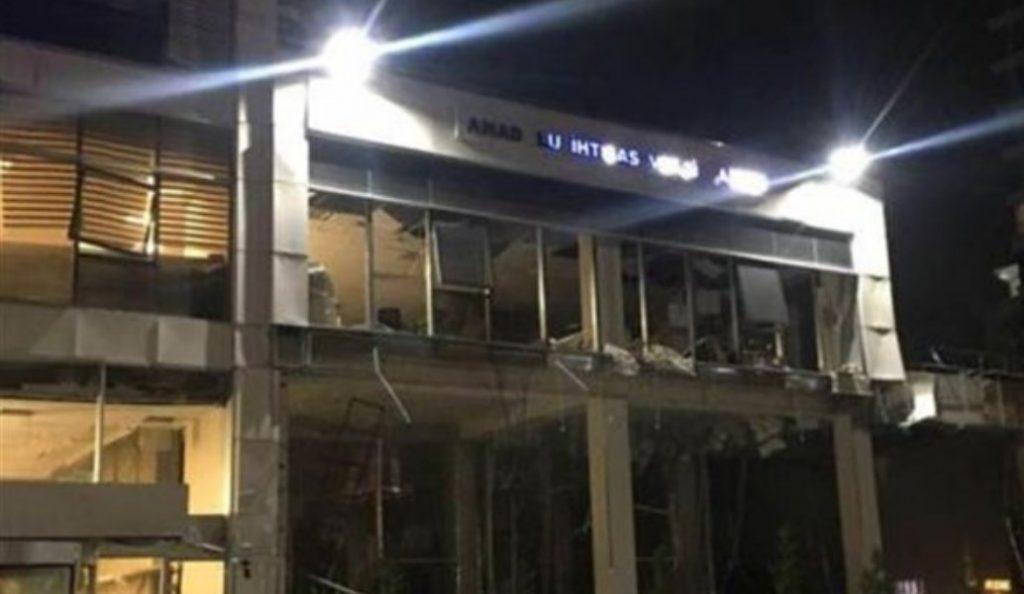 Τουρκία: Ισχυρή έκρηξη σε γραφεία εταιρείας στην Άγκυρα (pics & vid) | Pagenews.gr