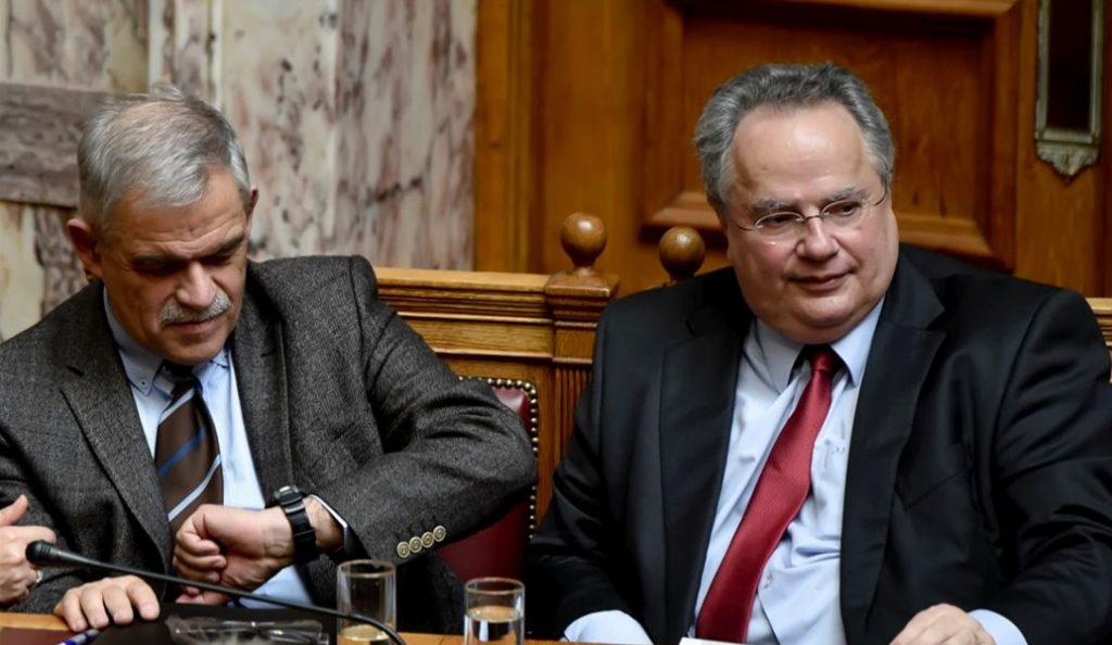 Νίκος Κοτζιάς: Έλαβε απειλητική επιστολή – «Έχουμε τρεις σφαίρες για εσένα»   Pagenews.gr
