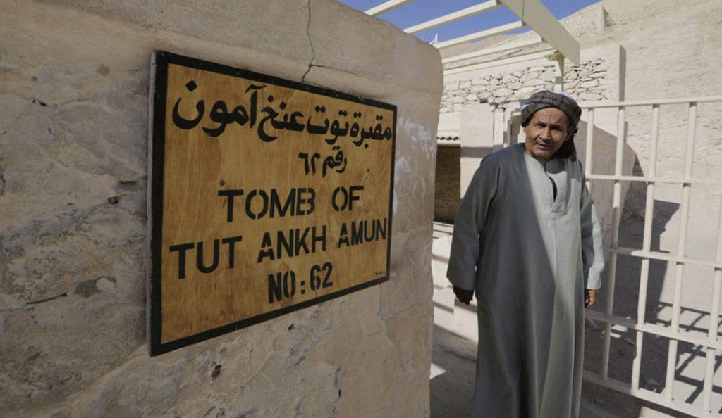 Αίγυπτος: Ο τάφος του Τουταγχαμών και η ανακάλυψη του αιώνα (pics &vid) | Pagenews.gr