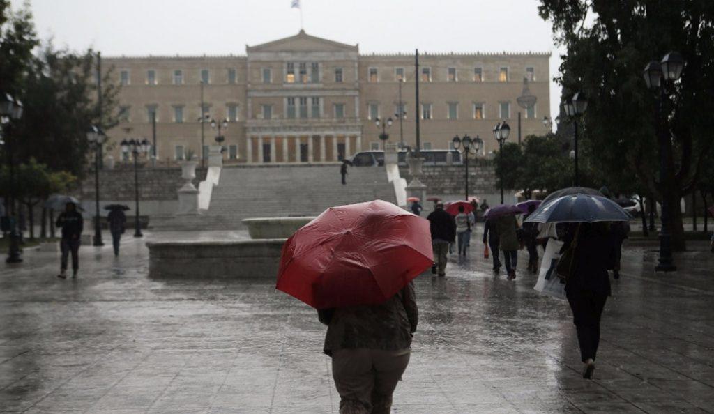 Καιρός: Τοπικές βροχές και καταιγίδες σήμερα | Pagenews.gr