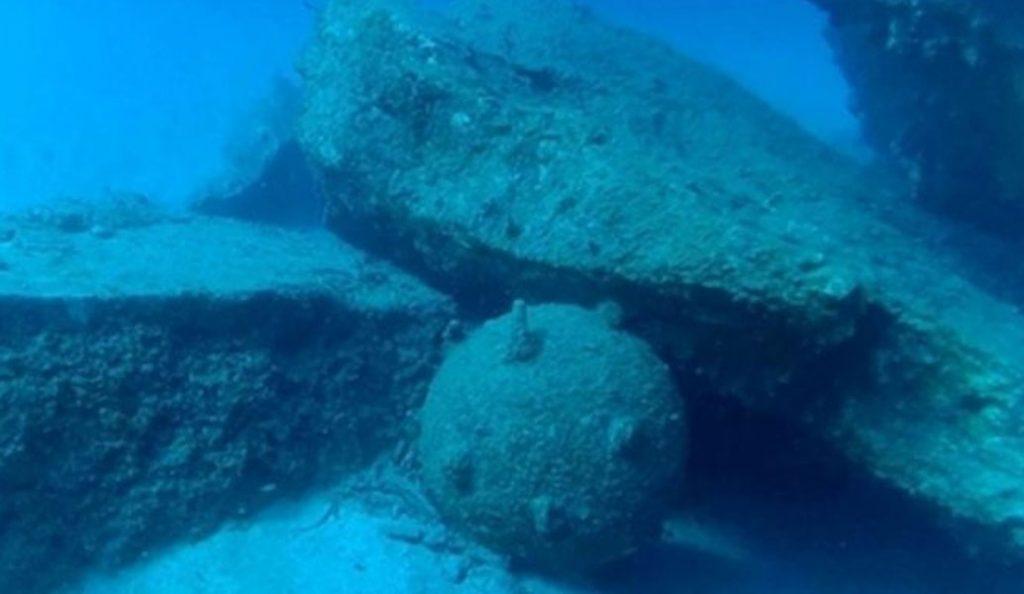 Νέα Μουδανιά: Εντοπίστηκε νάρκη βυθού από τον Β' Παγκόσμιο Πόλεμο | Pagenews.gr
