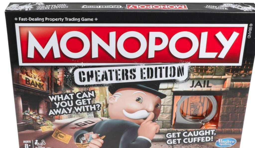 Monopoly: Νομιμοποιεί τις κλεψιές – Έρχεται νέα έκδοση για… απατεώνες (pics) | Pagenews.gr