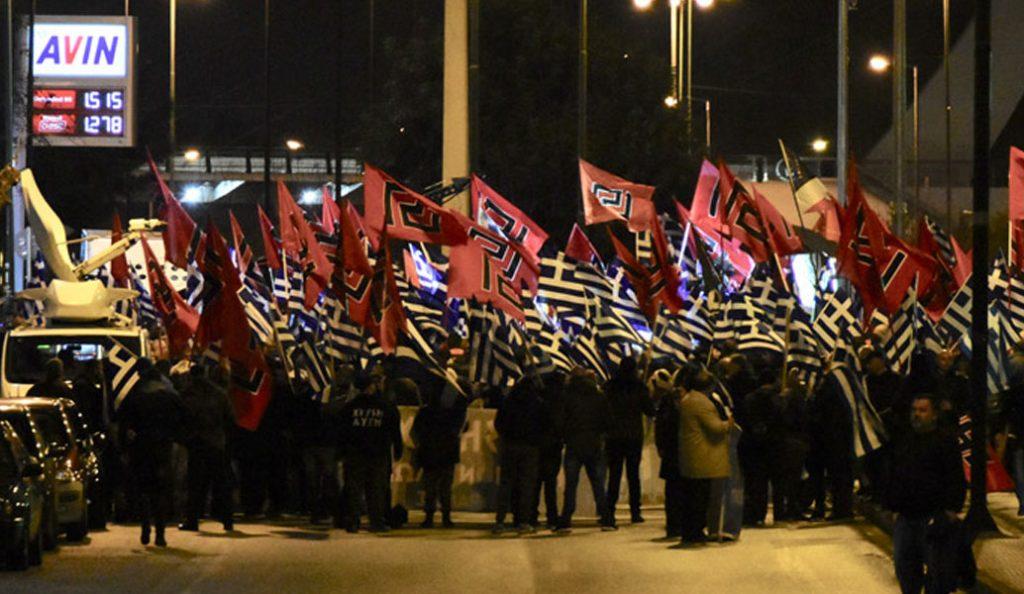 Σε εξέλιξη η συγκέντρωση της Χρυσής Αυγής για τα Ίμια | Pagenews.gr