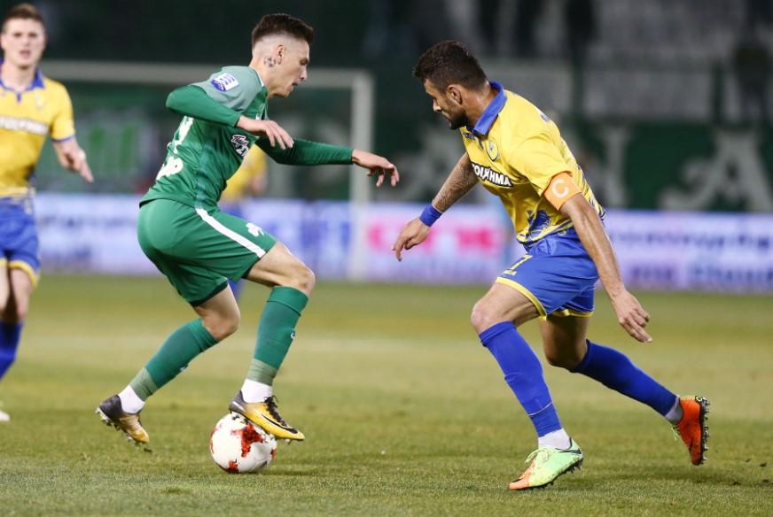 Παναθηναϊκός – Παναιτωλικός 0-0: Όλα μηδέν στη Λεωφόρο | Pagenews.gr