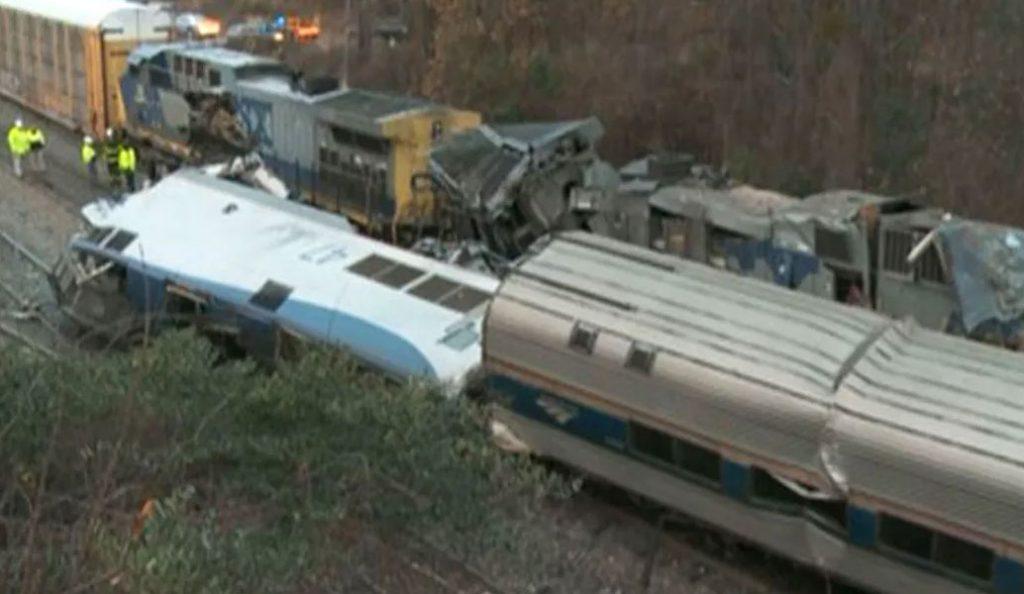 Σύγκρουση τρένων στη Νότια Καρολίνα – Δύο νεκροί και 116 τραυματίες (vid)   Pagenews.gr