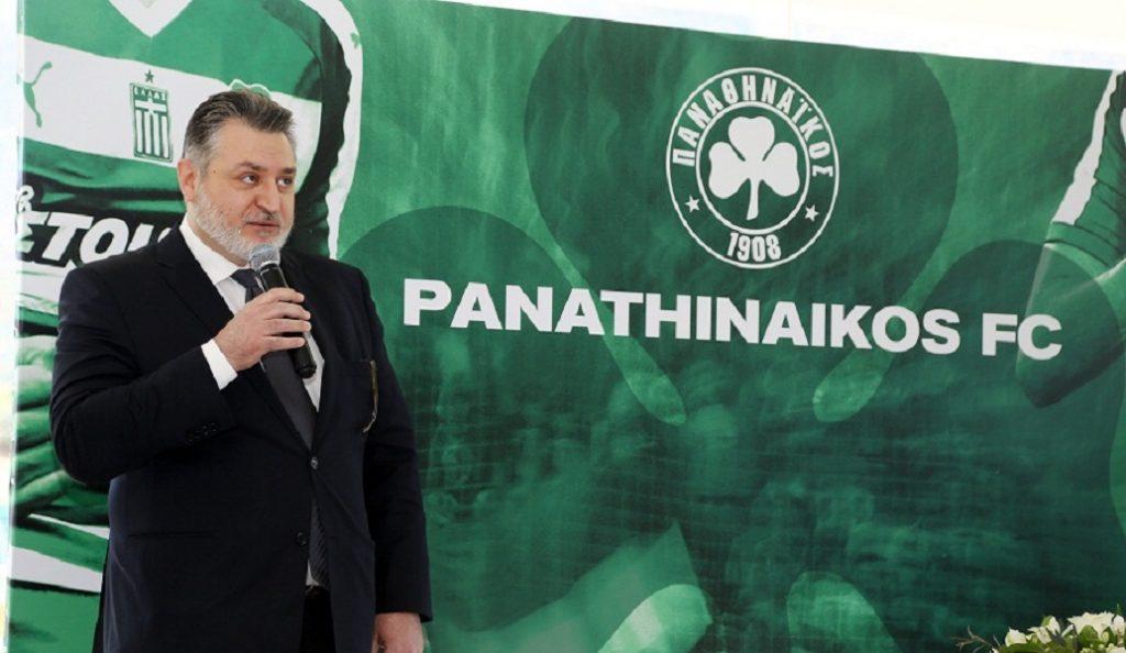 Παναθηναϊκός: Τέλος ο οικονομικός διευθυντής, Αγησίλαος Τουμαζάτος | Pagenews.gr