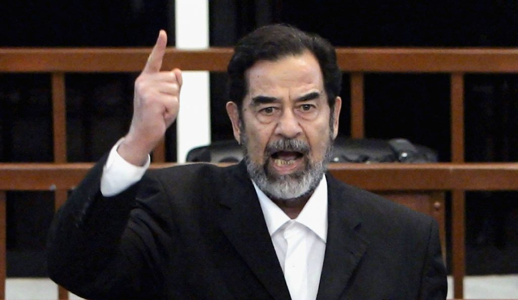 Ιράκ: Η κόρη του Σαντάμ Χουσεΐν στη λίστα με τους 60 καταζητούμενους τρομοκράτες   Pagenews.gr