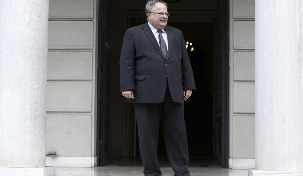 Νίκος Κοτζιάς: Συνάντηση με νέο υπουργό Εξωτερικών της Κύπρου   Pagenews.gr